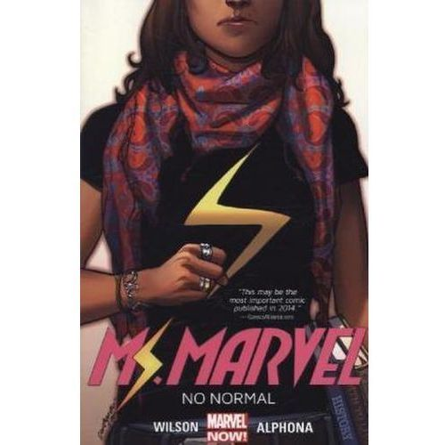 Ms. Marvel Volume 1 (120 str.)