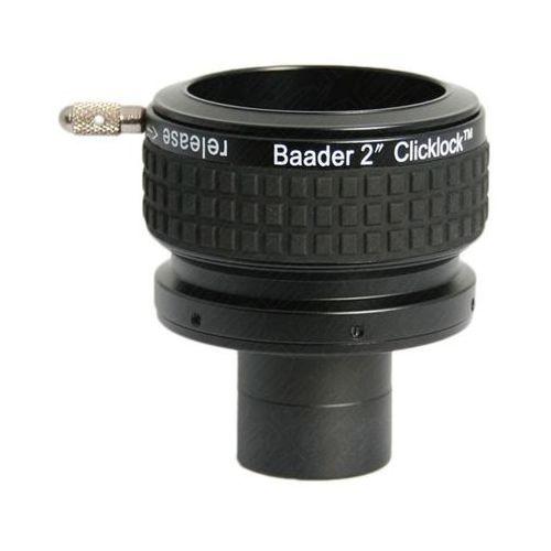 """Adapter okularowy (redukcja) Baader Planetarium Clicklock 1,25/2"""" z kategorii Pozostały sprzęt optyczny"""