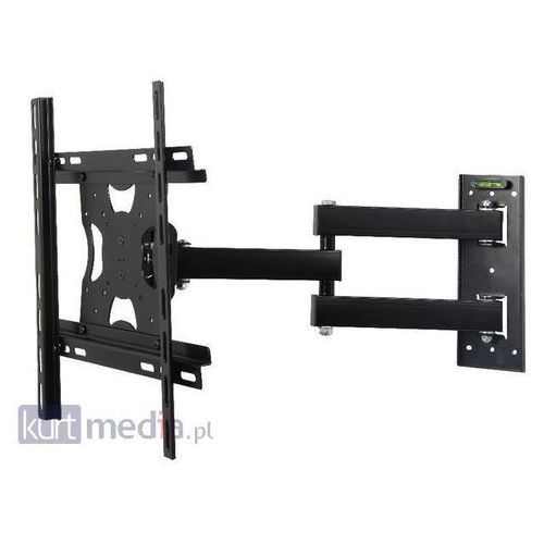 Gembird uchwyt LCD 17''-55'', VESA max 400 x 400mm, do 20 kg, regulowany
