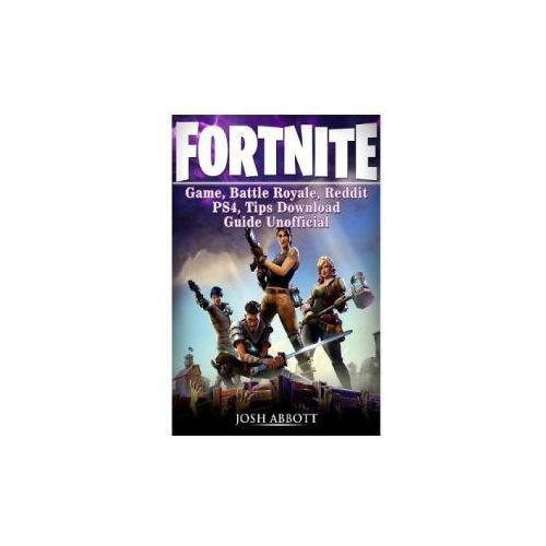 BOOK - FORTNITE GAME, BATTLE ROYALE, REDDIT, PS (9781981443116)