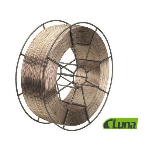 LUNA Drut spawalniczy do stali zwykłych i niskostopowych RM 100 (20306-0108) z kat.: pozostałe narzędzia spawalnicze