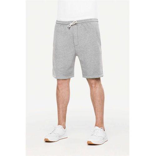 szorty REELL - Sweat Structured Grey (STRUCTURED GREY) rozmiar: L