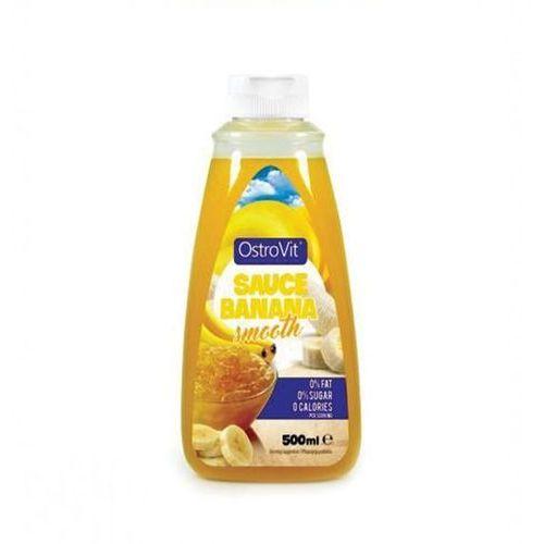 Ostrovit sauce banana smooth - 500ml