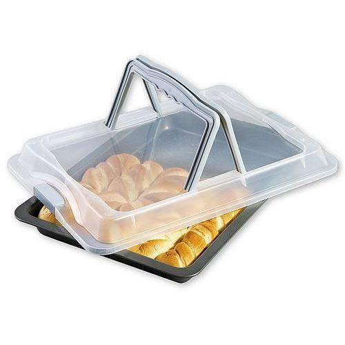 4home Banquet blacha z nieprzywierającą powłoką z plastikowym wiekiem culinaria, 42 x 29 x 4 cm