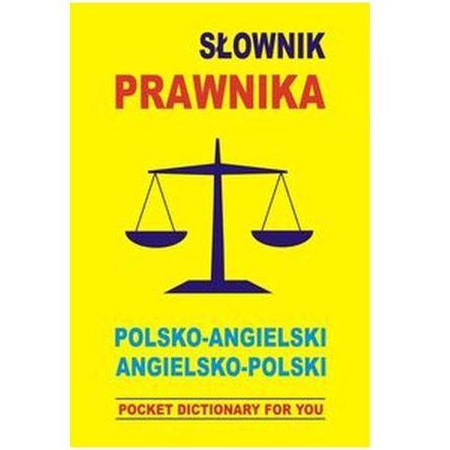 Słownik prawnika polsko angielski angielsko polski Gordon Jacek