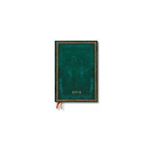 Kalendarz książkowy midi 2019 12M Viridian