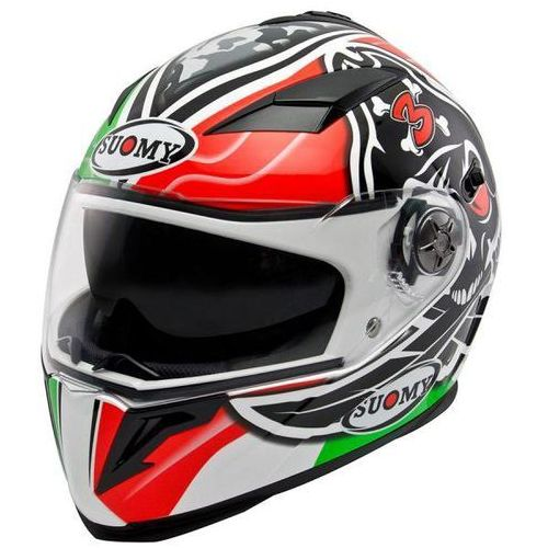 Kask SUOMY HALO BIAGGI - integralny z blendą
