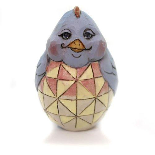 Jim shore Pisanka jajko wielkanocne mini easter chick eggs 4056944 f figurka ozdoba świąteczna