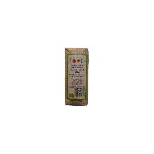 Denver Food Mąka gryczana pełnoziarnista bezglutenowa Bio 400g, 5904730450300