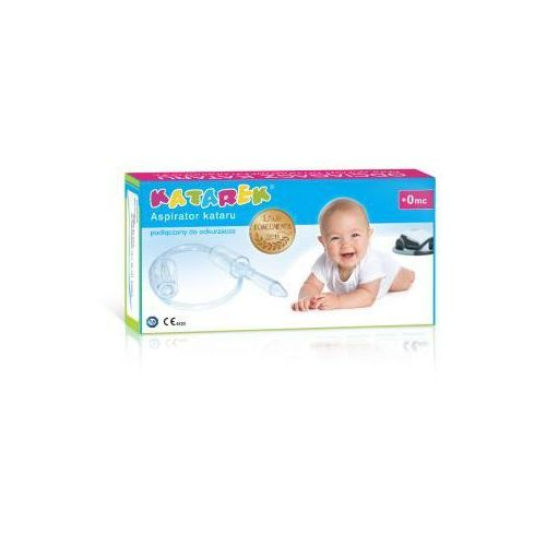 ASPIRATOR KATAREK (odciągacz) ZE SZCZOTECZKĄ - produkt z kategorii- gruszki i aspiratory