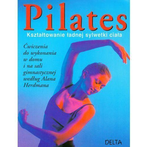 Pilates kształtowanie ładnej sylwetki, oprawa miękka