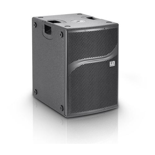 LD Systems DDQ SUB 212 aktywny subwoofer 12″ PA z DSP
