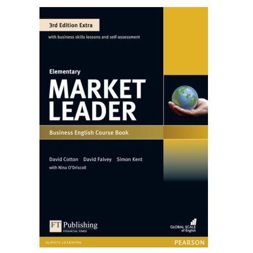 Market Leader 3Ed Extra Elementary. Podręcznik + DVD-ROM + MyEnglishLab (176 str.)