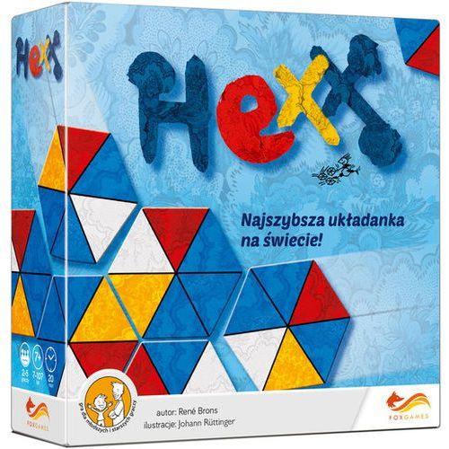 Foxgames Hexx najszybsza układanka na świecie