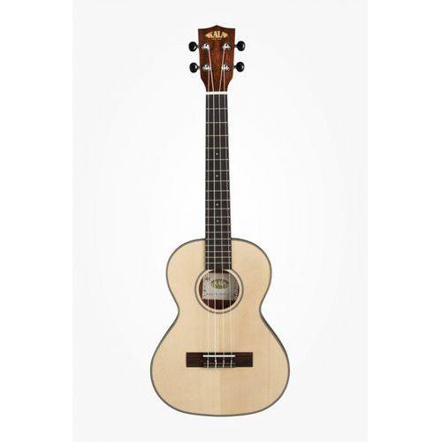 Kala KA SSTU T Spruce Top Mahogany Travel Tenor, ukulele tenorowe z pokrowcem