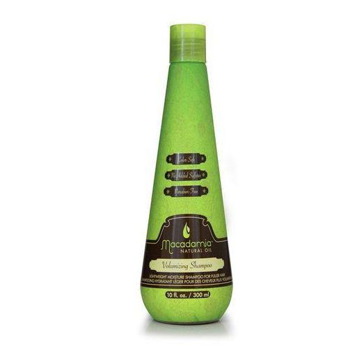 Macadamia volumizing shampoo | nawilżający szampon do włosów cienkich - 300ml