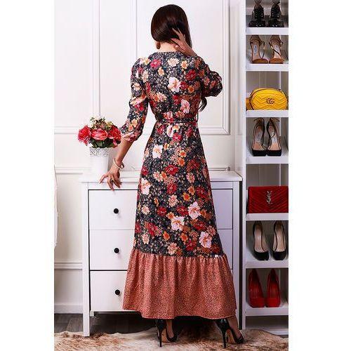 Sukienka BOHO, w 3 rozmiarach