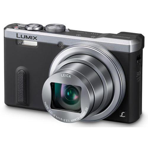 Panasonic Lumix DMC-TZ60 [przekątna ekranu 3.0