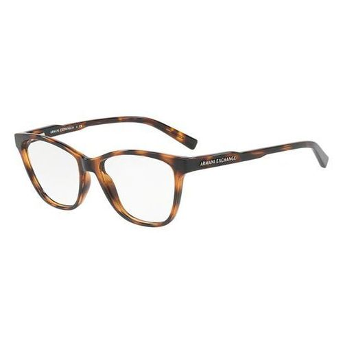 Okulary korekcyjne ax3044f asian fit 8037 marki Armani exchange