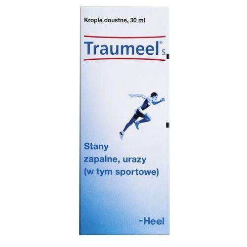 TRAUMEEL S krople 30ml z kategorii pozostałe zdrowie