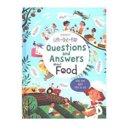 Lift-the-flap Questions And Answers About Food (9781409598978)