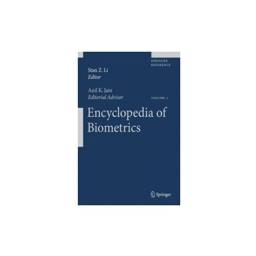 Encyclopedia of Biometrics 2 vols (9780387730028)