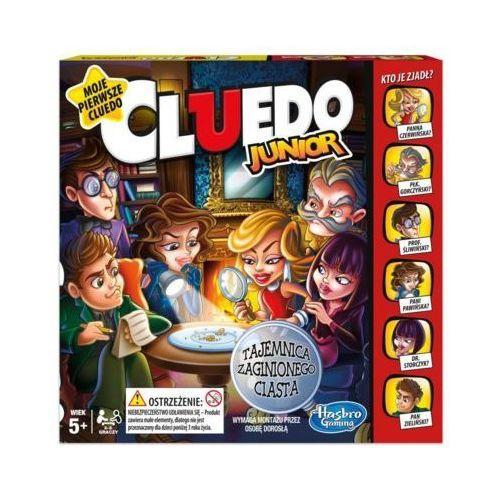 Hasbro Gra cluedo junior (5010993407873)
