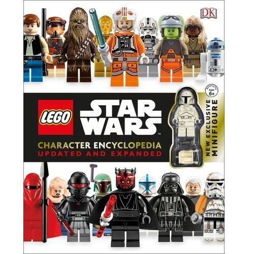 Lego Star Wars Character Encyclopedia Updated and Expanded, Dorling Kindersley Ltd