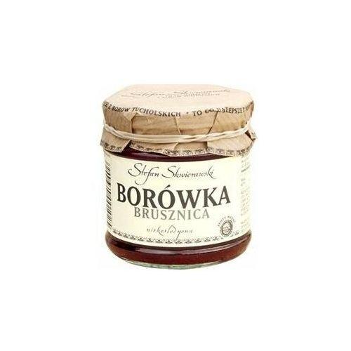 166stefan skwierawski Borówka brusznica niskosłodzona 200g - stefan skwierawski (5904644001025)