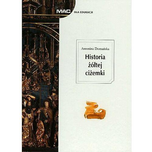 Historia żółtej ciżemki (190 str.)