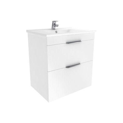 New Trendy Impera szafka podumywalkowa biały połysk 70 cm ML-8089