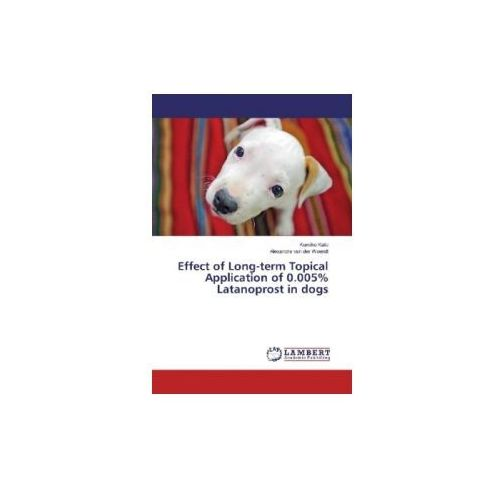 Effect of Long-term Topical Application of 0.005% Latanoprost in dogs