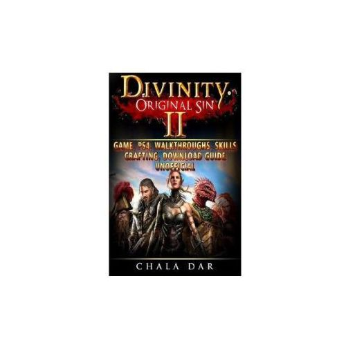 DIVINITY ORIGINAL SIN 2 GAME, PS4, WALKT (9781981500147)