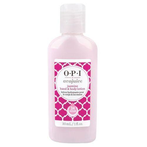 avojuice jasmine hand & body lotion balsam do dłoni i ciała - jaśmin (30 ml) marki Opi