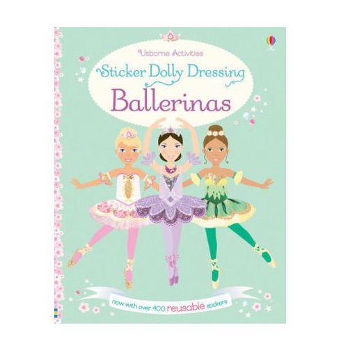Sticker Dolly Dressing Ballerinas (9781409595281)