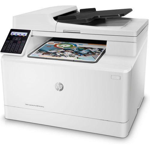 Urządzenie wielofunkcyjne HP Color LaserJet Pro M181fw (T6B71A) - KURIER UPS 14PLN, Paczkomaty, Poczta