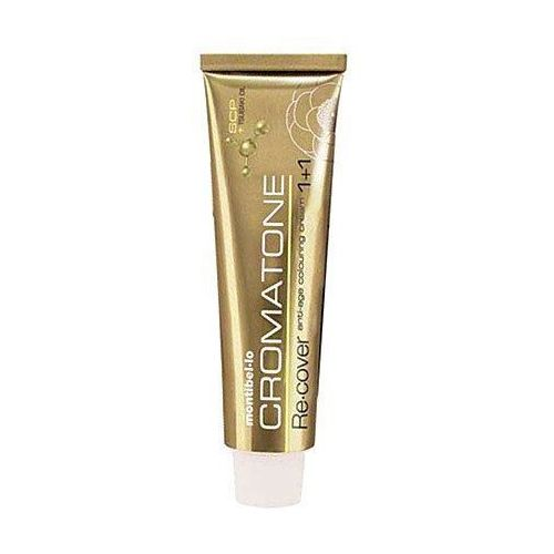 Montibello cromatone recover farba 60ml do włosów siwych 5.66 chocolate brunette