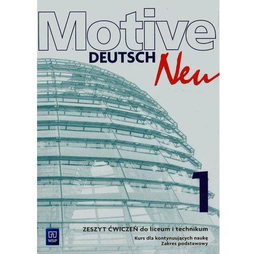 Motive Deutsch Neu 1 Ćwiczenia Zakres podstawowy