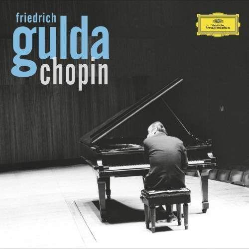Universal music / deutsche grammophon Chopin (preludes, ballades, concerto 1) [p] - fryderyk chopin, friedrich gulda (płyta cd)