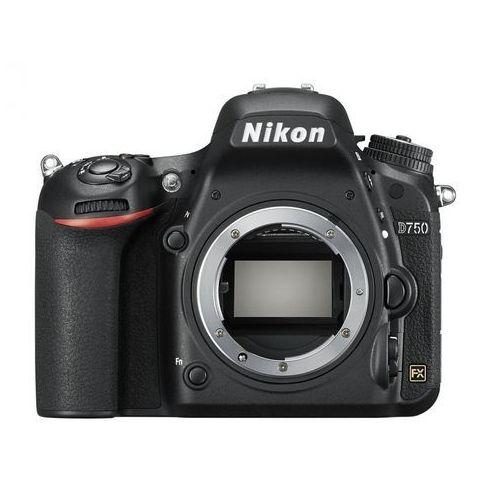 D750 marki Nikon - lustrzanka cyfrowa
