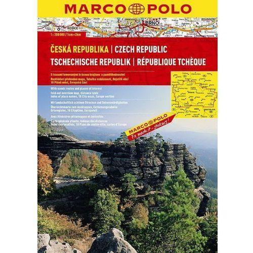 Czechy. Atlas Drogowy (9783829737104)