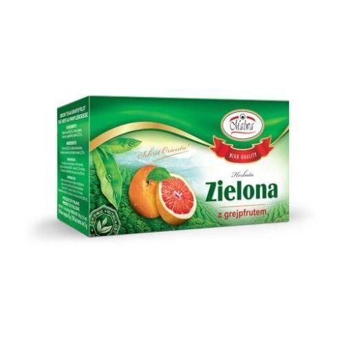 Herbata zielona z grejpfrutem EX'20 Malwa (5902781001021)