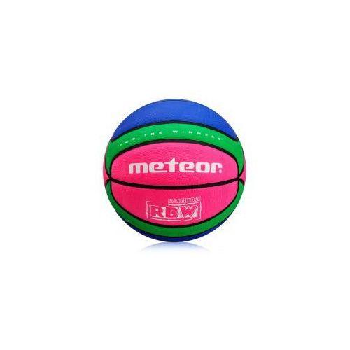 Piłka do koszykówki Meteor Rainbow Cellular rozmiar 7 (5900724029521)