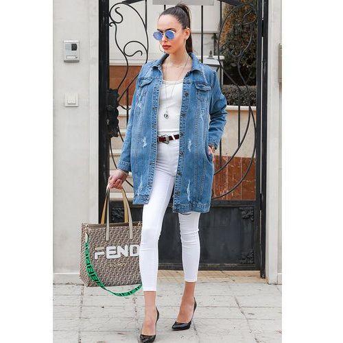 Kurtka jeansowa KENLEY, w 4 rozmiarach