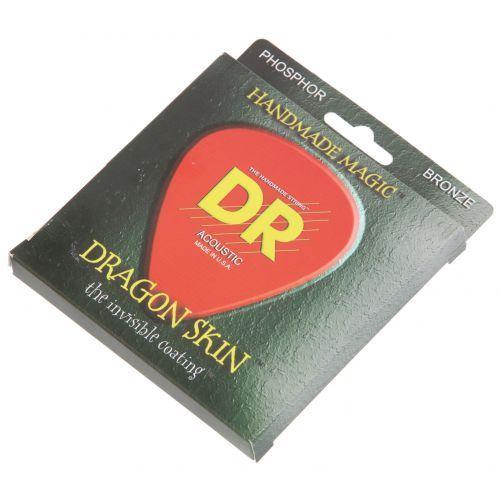 DR DSA-12 Dragon Skin struny do gitary akustycznej 12-54