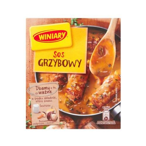 Winiary 30g sosy na każdy dzień sos grzybowy