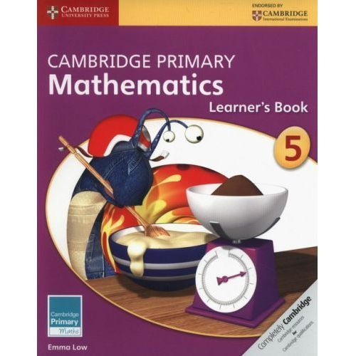 Cambridge Primary Mathematics Stage 5 Learner´s Book (2014)