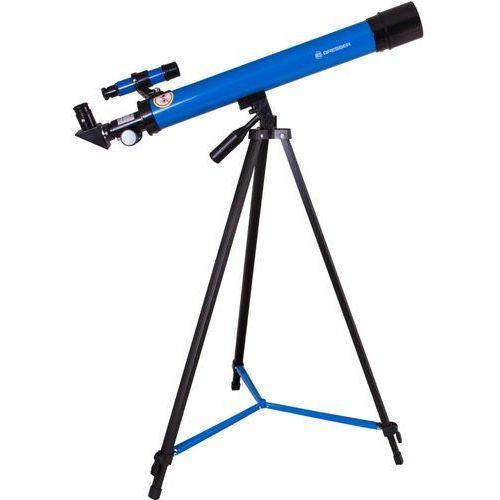 Bresser Teleskop junior space explorer 45/600 az niebieski + darmowy transport!