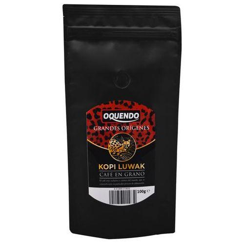 Oquendo gourmet kopi luwak 100 g
