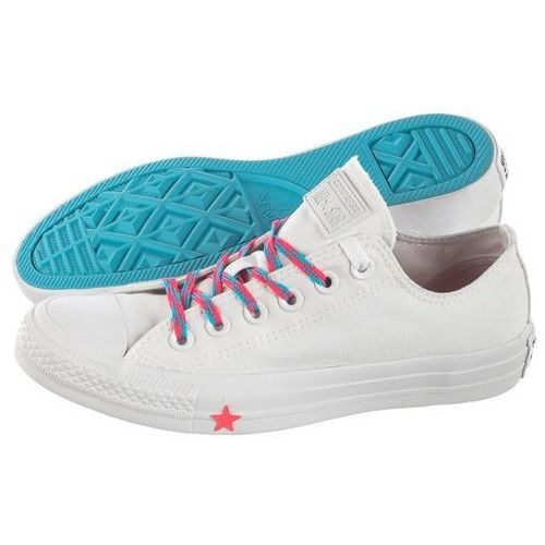 Trampki Converse CT All Star OX White/Racer Pink 564117C (CO391-a), 564117C